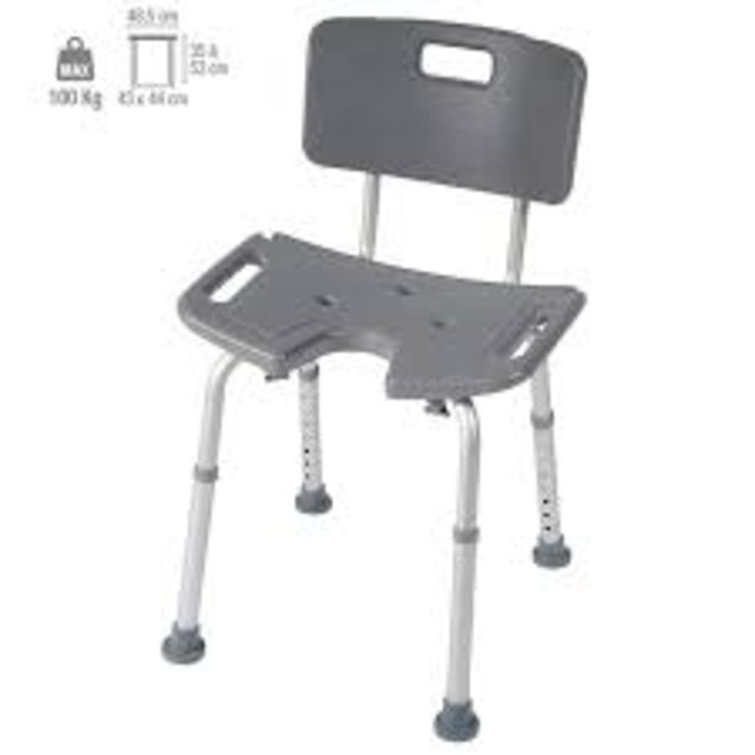 Chaise douche new bora