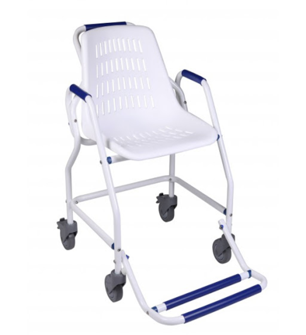 Chaise à roulettes étanche ATLANTIS herdegen